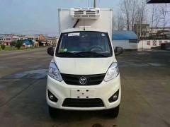 冷藏车进行年检时主要是检测会么?国六福田祥菱小型冷藏车来总结图片