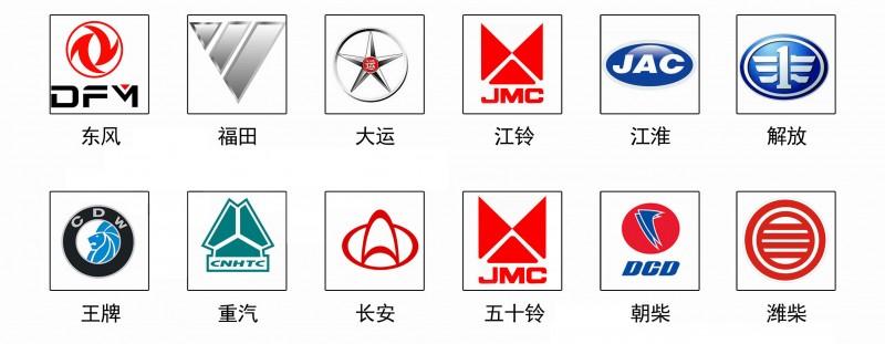 解放JH6-9.6米冷藏车合作品牌