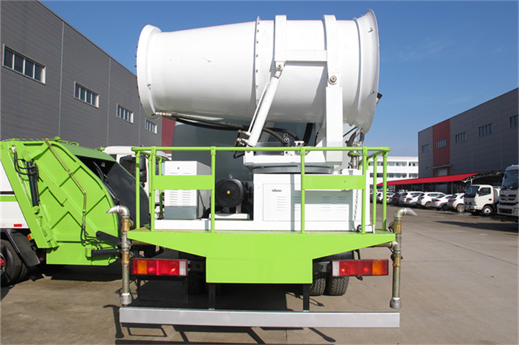 重汽大型斯太爾多功能抑塵車圖片
